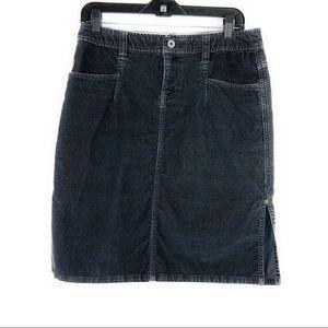 North Face Corduroy Skirt
